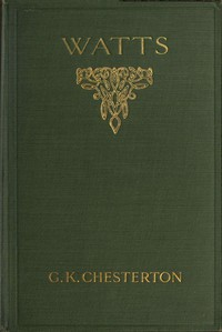Cover of G. F. Watts