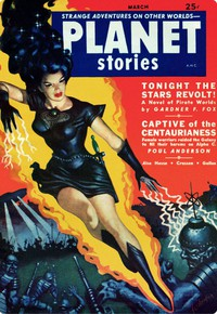 Cover of Captive of the Centaurianess