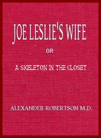 Cover of Joe Leslie's Wife; or, a Skeleton in the Closet