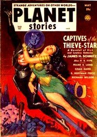 Cover of Captives of the Thieve-Star