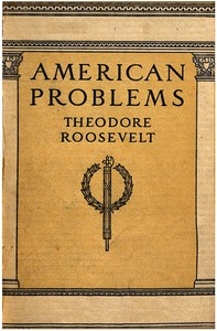 Cover of American problems