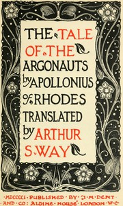 Cover of The Tale of the Argonauts