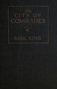 Cover of The City of Comrades