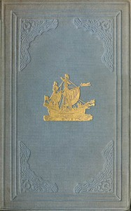 Cover of The Three Voyages of William Barents to the Arctic Regions (1594, 1595, and 1596)