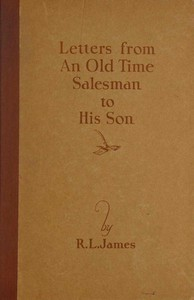 Cover of Letters From an Old Time Salesman to His Son