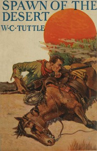 Cover of Spawn of the Desert