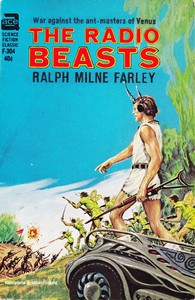 Cover of The Radio Beasts