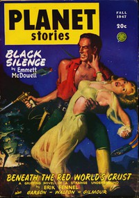 Cover of Black Silence
