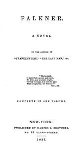 Cover of Falkner: A Novel