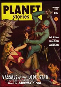 Cover of The Martian Circe