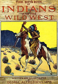 Cover of The Boy's Book of Indians and the Wild West