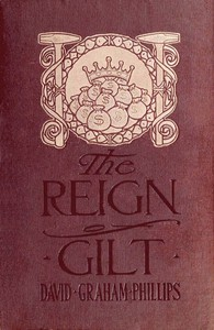 Cover of The Reign of Gilt