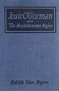Cover of Josie O'Gorman and the Meddlesome Major