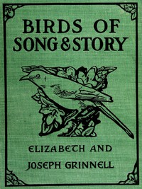 Cover of Birds of Song and Story