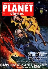 Cover of Last Run on Venus