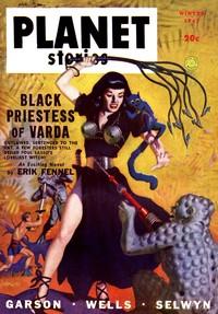 Cover of Black Priestess of Varda