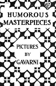 Cover of Pictures by Gavarni