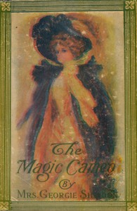 Cover of The Magic Cameo: A Love Story