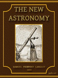 Cover of The New Astronomy