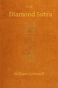 Cover of The Diamond Sutra (Chin-Kang-Ching) or Prajna-Paramita