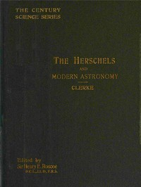 Cover of The Herschels and Modern Astronomy