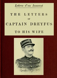 Cover of Lettres d'un Innocent: The Letters of Captain Dreyfus to His Wife