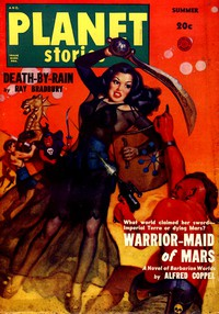 Cover of Warrior-Maid of Mars