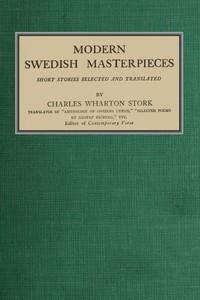 Modern Swedish Masterpieces: Short Stories