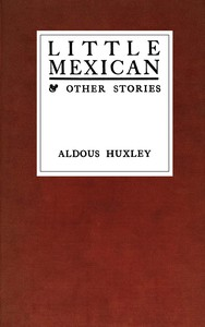 Cover of Little Mexican & Other Stories