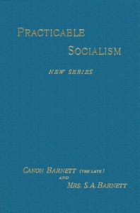 Cover of Practicable Socialism, New Series