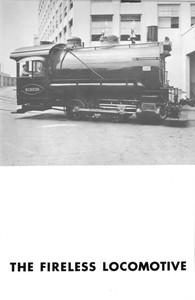 The Fireless Locomotive