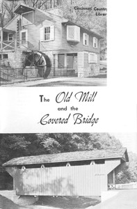 Cover of The Old Mill and the Covered Bridge