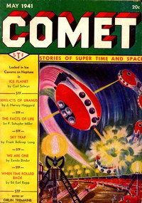 Cover of Ice Planet