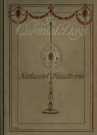 Cover of In colonial days