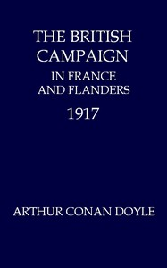 Cover of The British Campaign in France and Flanders, 1917