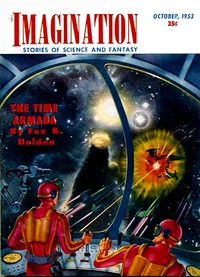 Cover of The Time Armada