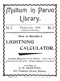 How to Become a Lightning Calculator