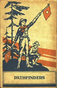 Cover of The Boy Scout Pathfinders; Or, Jack Danby's Best Adventure