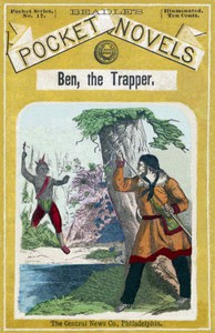 Cover of Ben, the Trapper; Or, The Mountain Demon: A Tale of the Black Hills