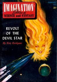 Cover of Revolt of the Devil Star