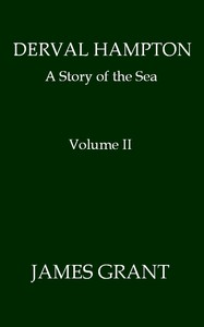 Cover of Derval Hampton: A Story of the Sea, Volume 2 (of 2)