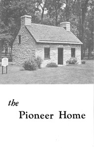 Cover of The Pioneer Home