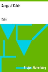 Cover of Songs of Kabir