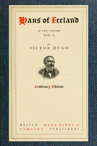 Cover of Hans of Iceland, Vol. 1 of 2