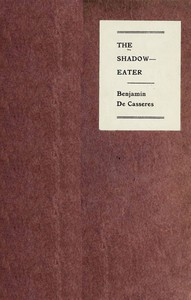 Cover of The Shadow-Eater