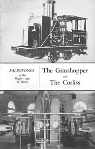 Milestones in the Mighty Age of Steam: The Grasshopper and the Corliss