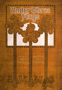 Cover of Under Three Flags: A Story of Mystery