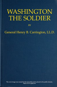 Cover of Washington the Soldier