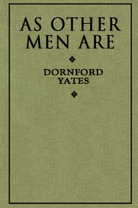 Cover of As Other Men Are