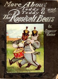 Cover of More About Teddy B. and Teddy G., the Roosevelt Bears Being Volume Two Depicting Their Further Travels and Adventures